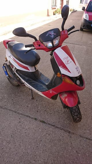 Peugeot scooter 49cc