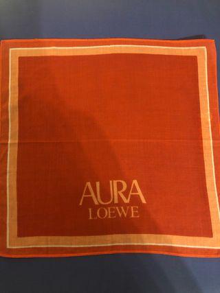 Pañuelo Loewe para bolso