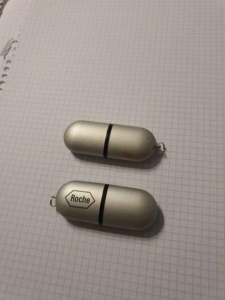 dos USB 8gb