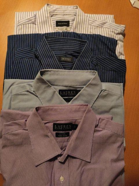 Camisas hombre talla grande
