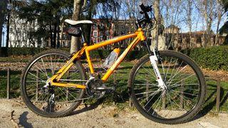 Bicicleta de montaña Weed Sweep