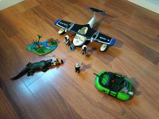Set de Cazadores de Playmobil