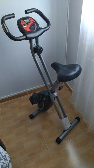 bicicleta estatica plegable