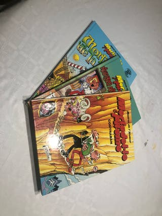 Pack Mortadelo i filemon