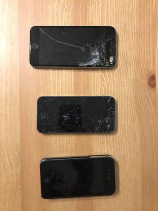 iPhone 6s iPhone 5s iPhone 4s