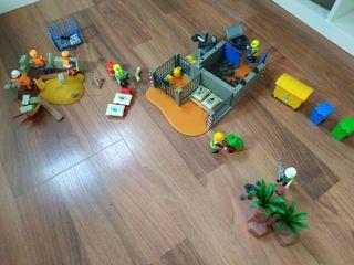 Set de Obras Playmobil