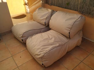 2 sillones impermeables