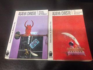 libros de misterio de agatha christie