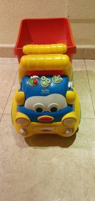 Camion Correpasillos