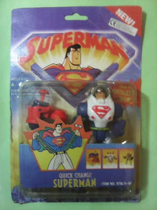 Neutron star superman KENNER the animated show