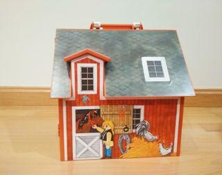 Maletín Granja de Playmobil 4142