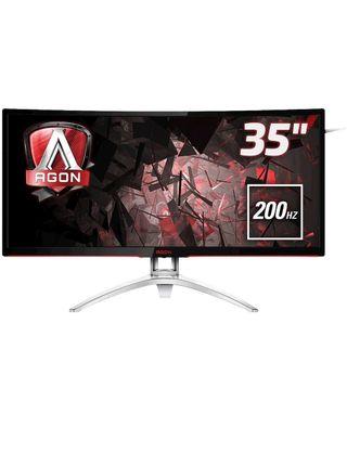 """Monitor Gaming 35"""" 200Hz CURVO"""
