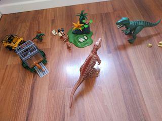 Set de Dinosaurios de Playmobil