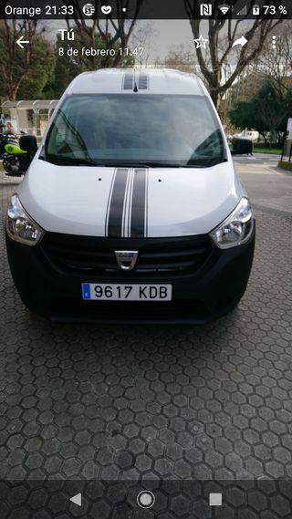 Dacia Dokker 2017