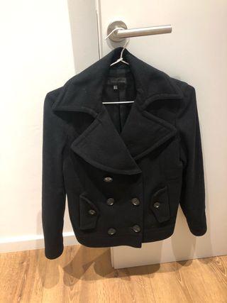 Chaqueta Mujer Zara. Exterior 100% lana
