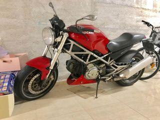 Ducati Monster 620 I.E 2003