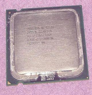 procesador Intel celeron Dual core E3400 A 2.60GHZ
