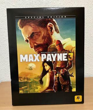 Max Payne 3 Coleccionista - Ps3