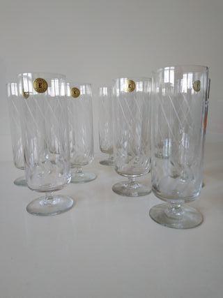 Copas champagne vintage