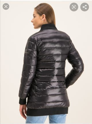 Champion chaqueta acolchada tech fill