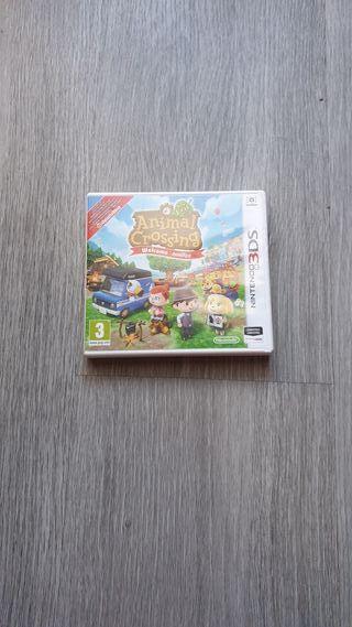 Animal Crossing new leaf - Nintendo 3Ds
