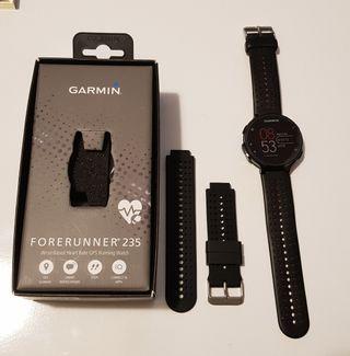 Reloj GPS GARMIN 235 con pulsómetro