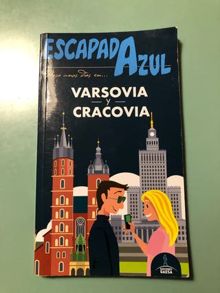 Guía Varsovia y Cracovia