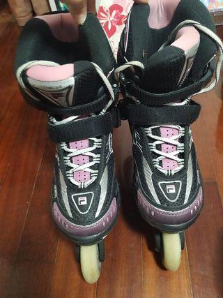 patines fila 38