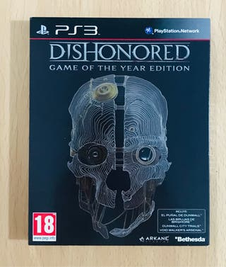 Dishonored Goty - Ps3