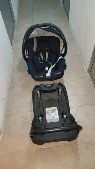 Carro Trio Bebé Confort Streety