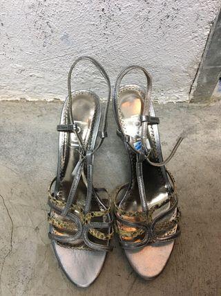 Zapato/ sandalia fiesta T41