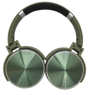 Auriculares bluetooth, radio FM. Inalámbricos
