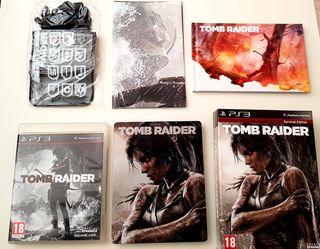 Tomb Raider Survivor Edition - Ps3