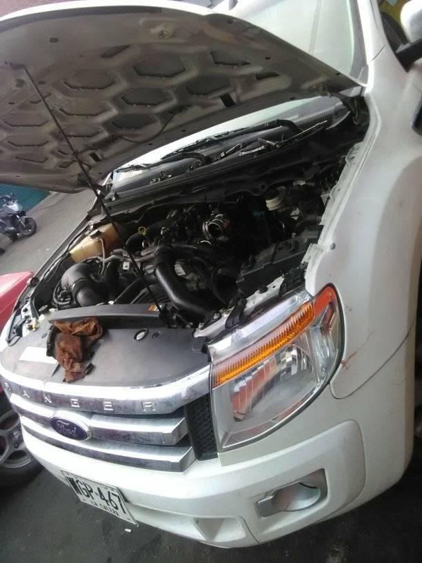 Servicio de Mecanica de Automocion
