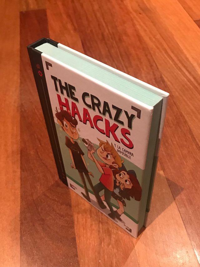 The Crazy Haacks. Y La cámara imposible.