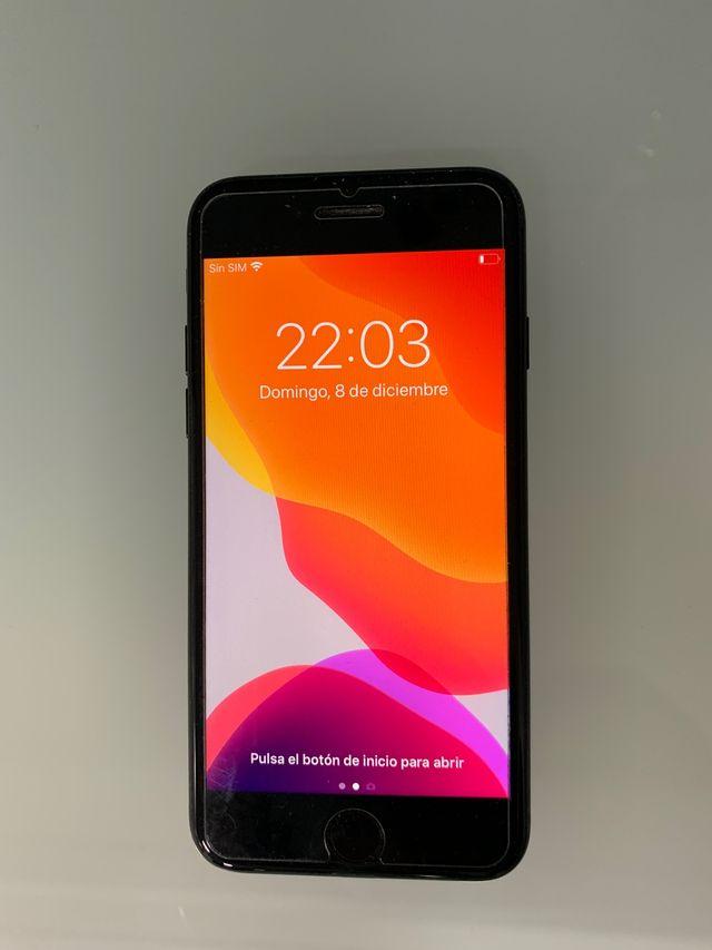 Iphone 7 Negro 128gb