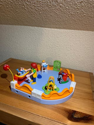 Guardería Playmobil 5570