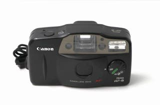 Cámara analógica compacta Canon Prima AF-8