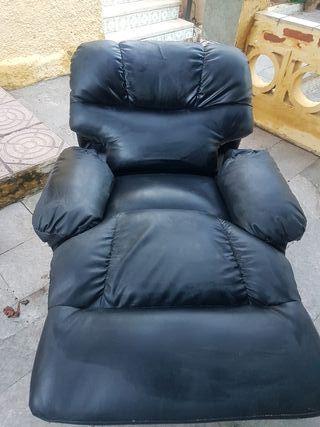 sillón relax masaje