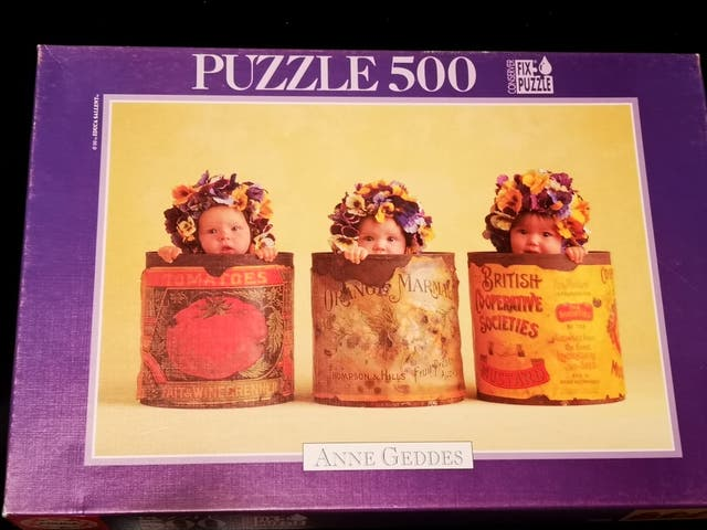 Puzzles varios(van quedando poquitos ya)