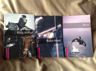 Lote libros Oxford starter