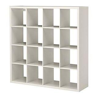 Mueble 4x4 IKEA desmontado Blanco 147 x 147 cm