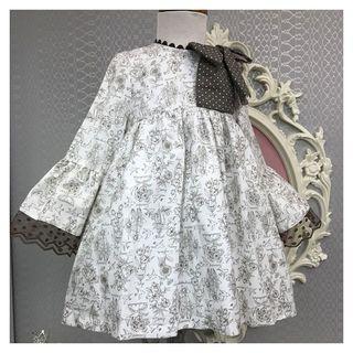 vestido talla 7 Para Sofia