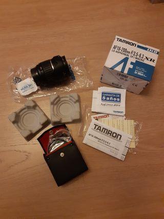 TAMRON 18-200mm f/3.5-6.3 XR DI II AF Nikon