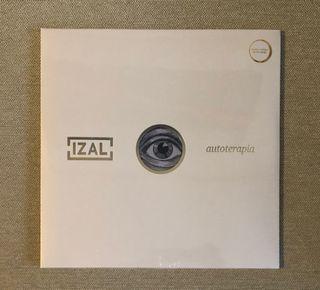 IZAL - LP - AUTOTERAPIA - VINILO
