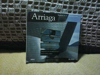 LIBRO CD de J.CRISOSTOMO ARRIAGA ( MÚSICA CLÁSICA