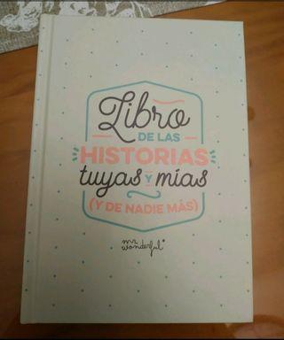 libro me wonderful