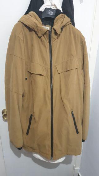 chaqueta Bershka talla L