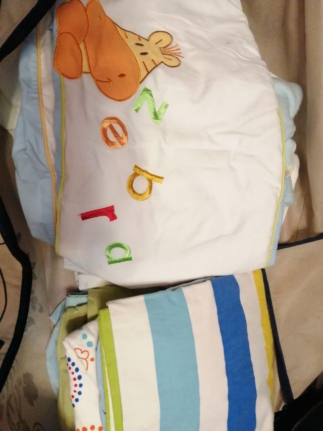 Pack ropa de cuna