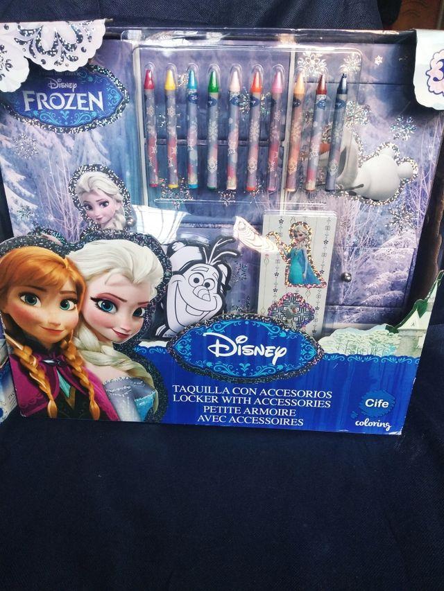 tocador Frozen precintado